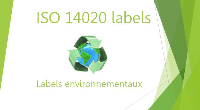 Labels environnementaux