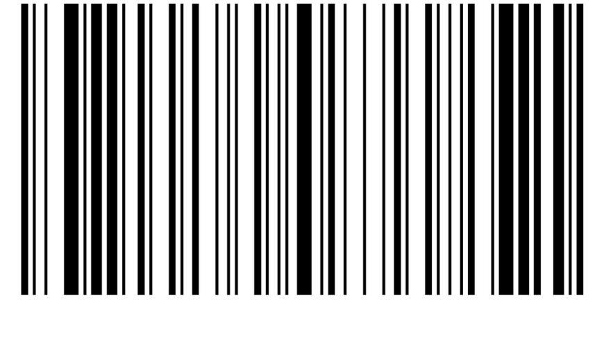 conditions et modalités applicables à l'apposition du code à barres